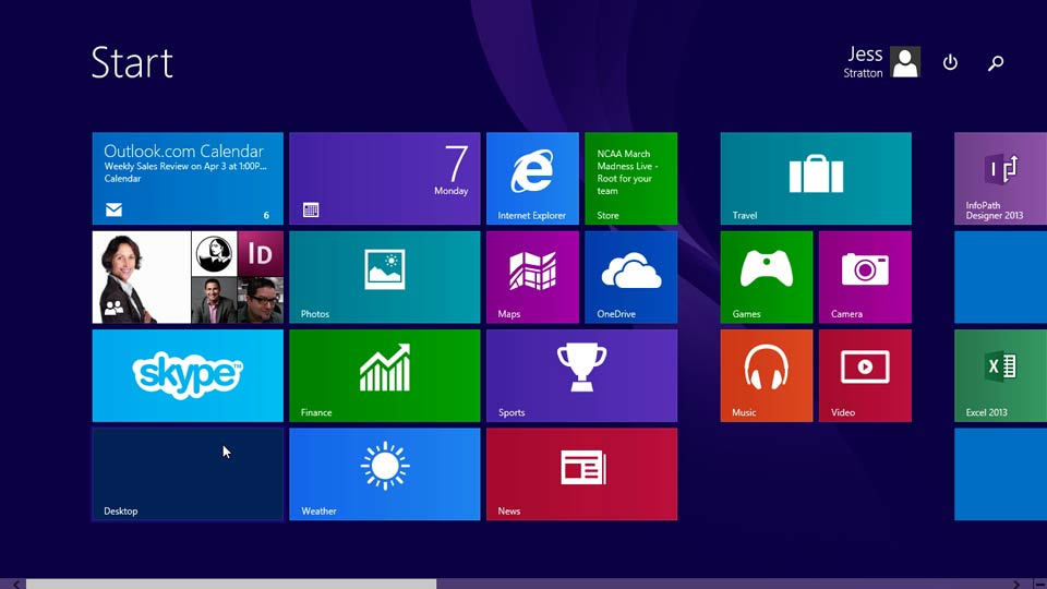 Exploring the Windows 8.1 Update 1: Windows 8.1 Update 1 First Look