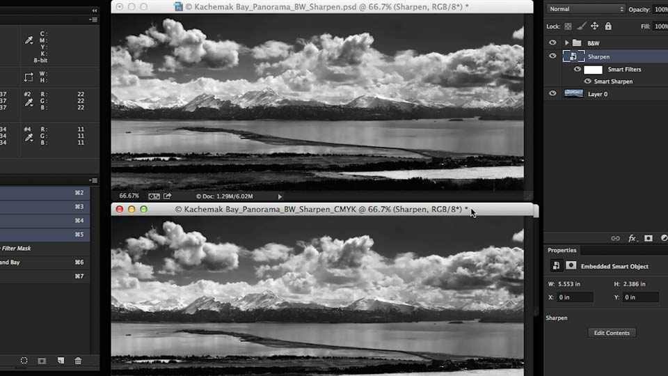 Welcome: Creating Black-and-White Landscape Photos with Photoshop