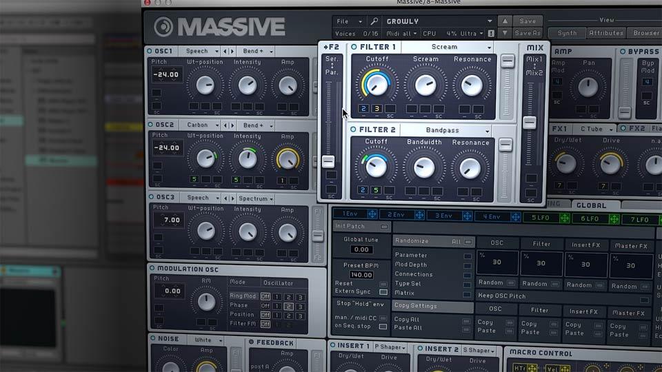 : EDM Production Techniques: Basslines