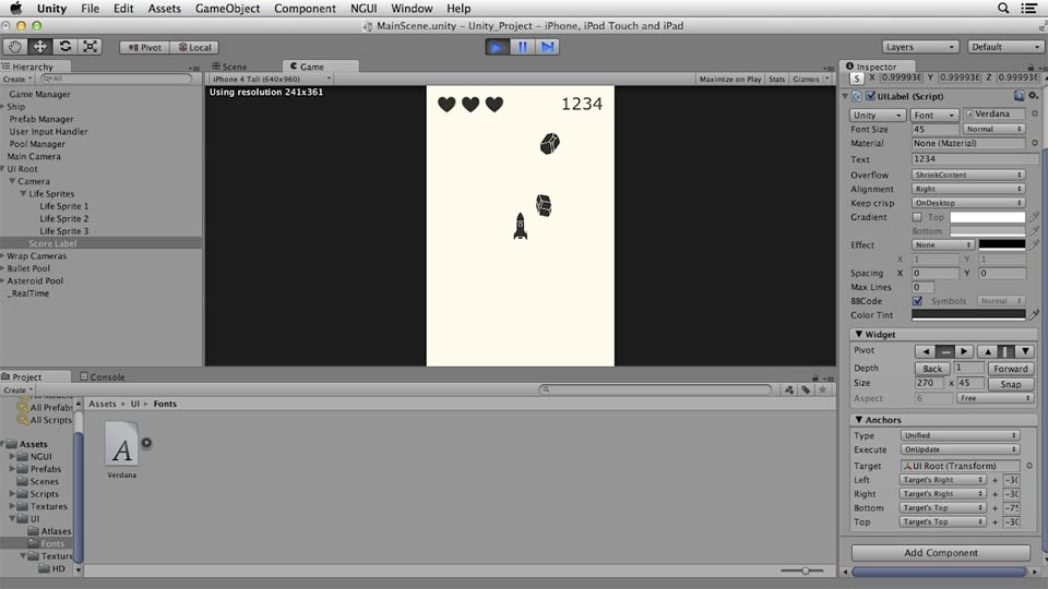 Welcome: Creating Mobile Games with Unity