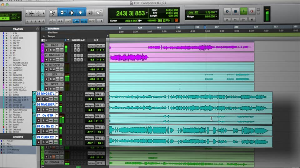 Welcome: Mixing a Modern Jazz Track