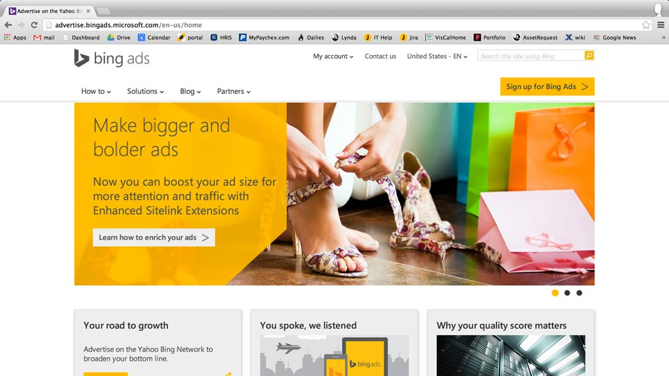 Welcome: Bing Ads Essential Training