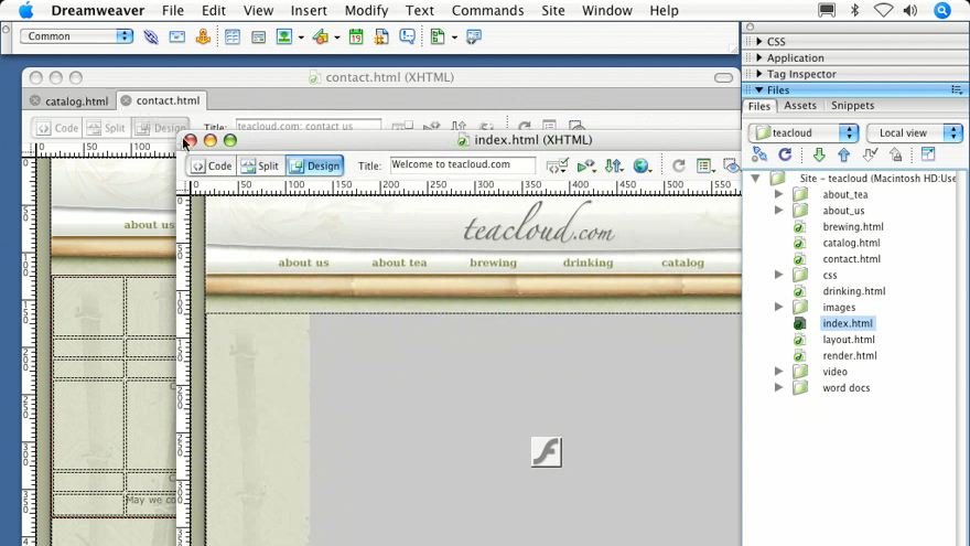 : Dreamweaver 8 New Features