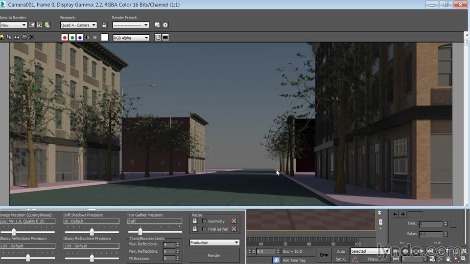 Creating Cityscapes In 3ds Max
