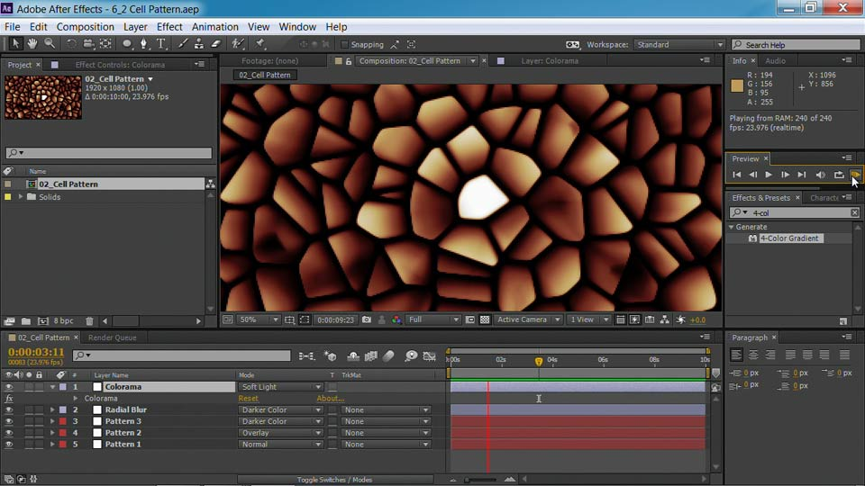 Welcome: Motion Graphics for Video Editors: Creating Backgrounds