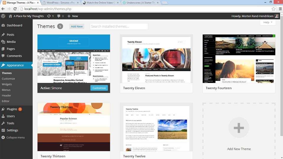 Welcome: WordPress Developer Tips: DRY Development