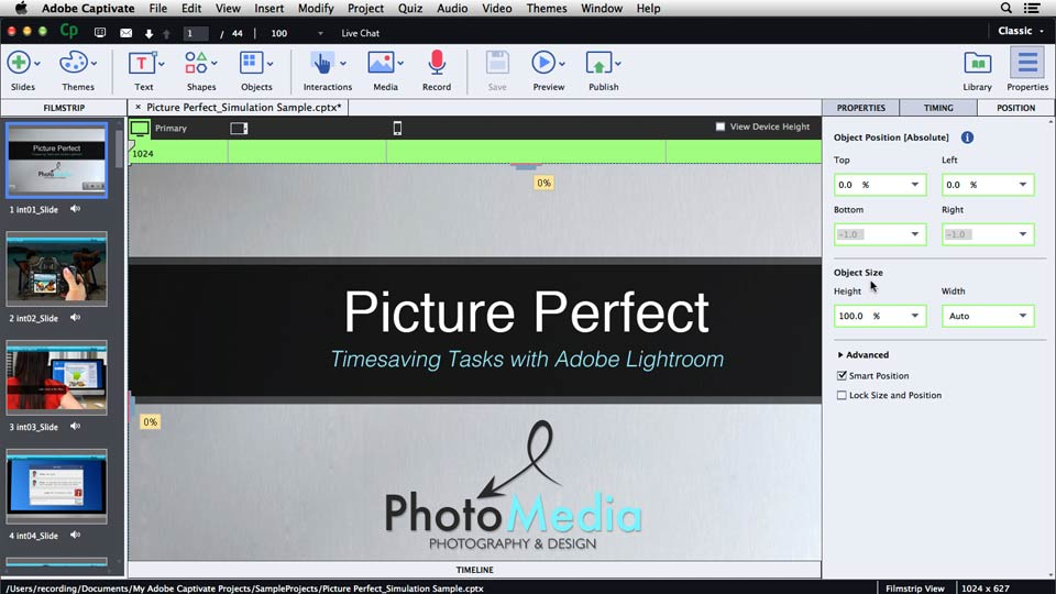 : Adobe Captivate 8 First Look