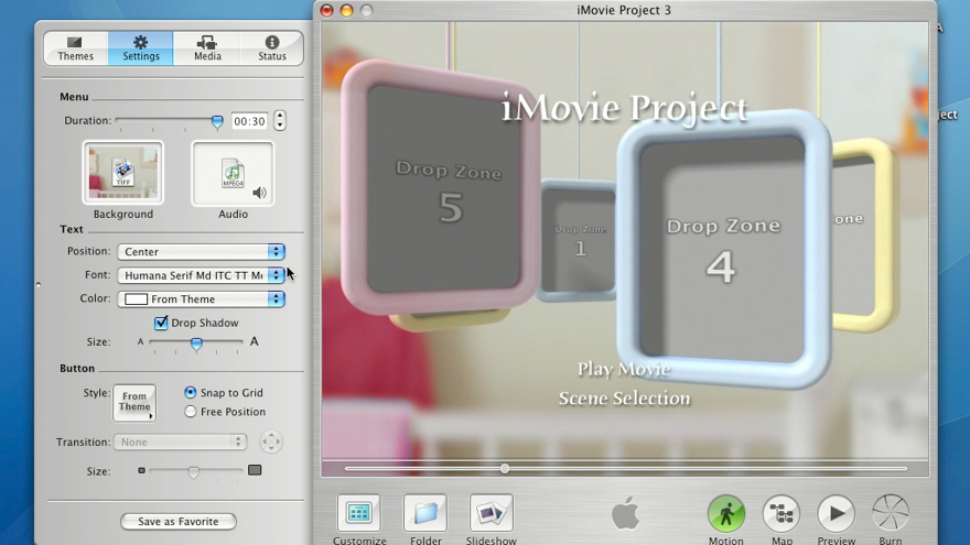 Welcome: iMovie HD + iDVD 5 Essential Training