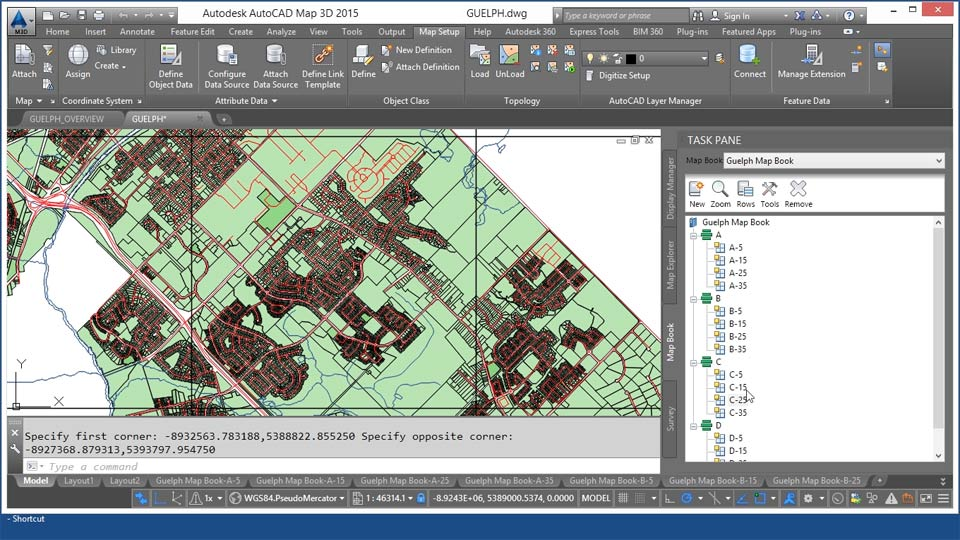 AutoCAD Map 3D Essential Training