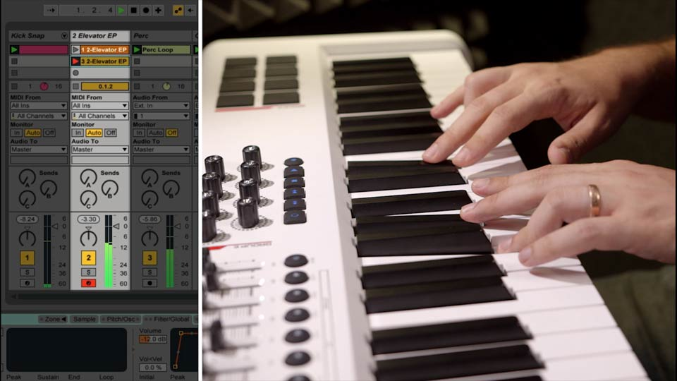 Welcome: Songwriting in Ableton Live