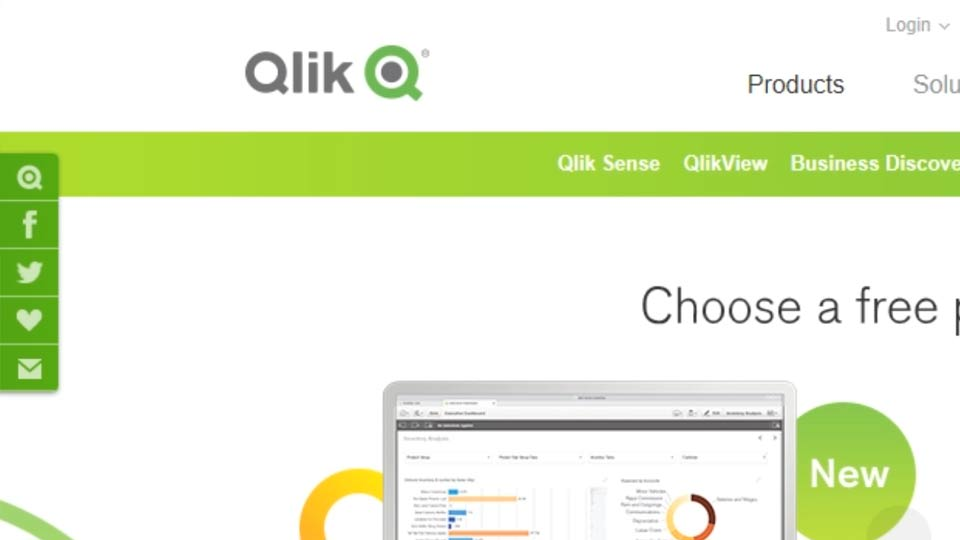 Welcome: Up and Running with QlikView