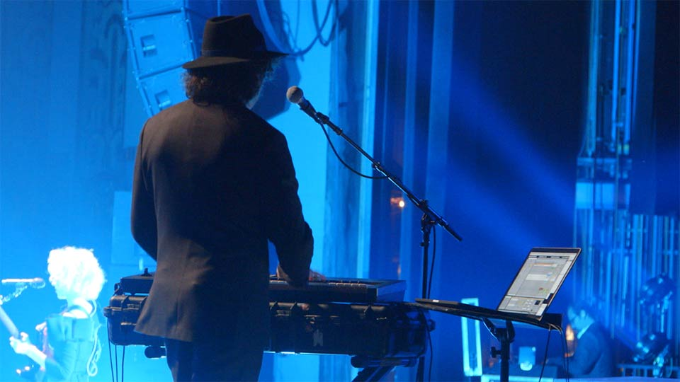 Welcome: Performing with Ableton Live: On Stage with St. Vincent (Preview)