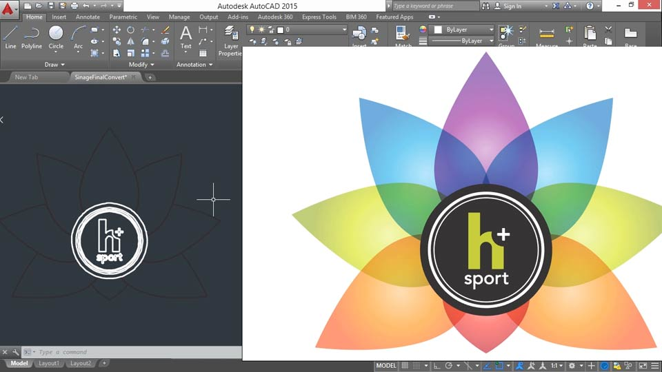 Welcome: Adobe Illustrator: Working with AutoCAD Files