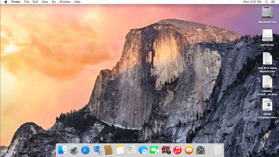 Welcome: Mac OS X Yosemite Essential Training