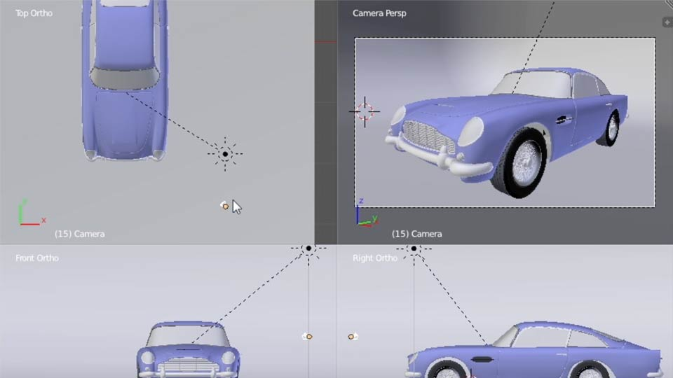 Blender vehicle modeling malvernweather Image collections