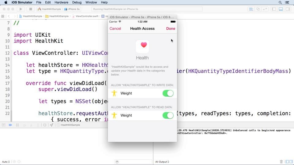 Welcome: iOS 8 SDK New Features