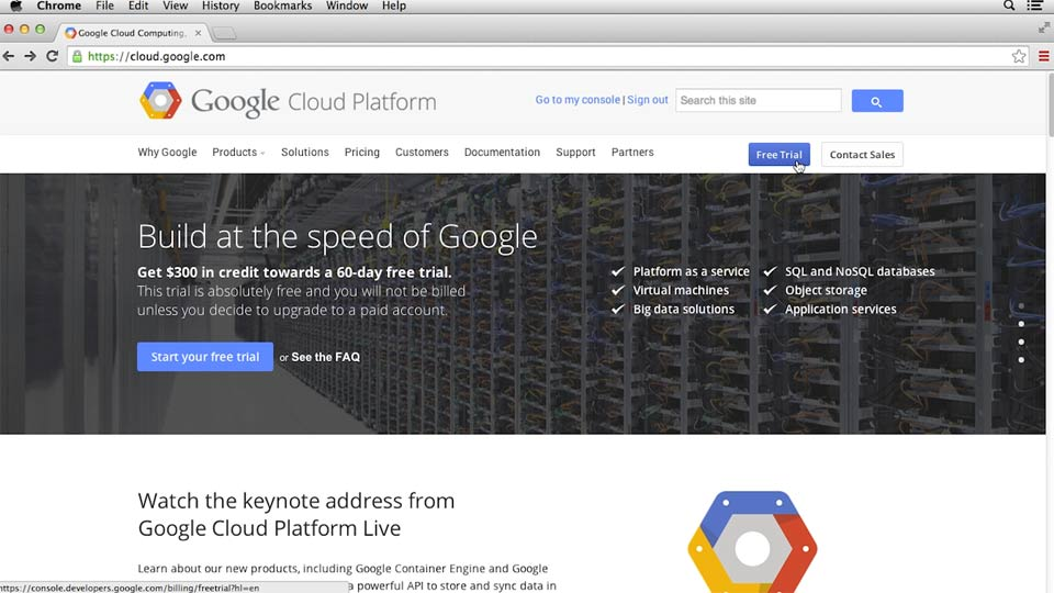 Welcome: Google Cloud Compute Engine Essential Training