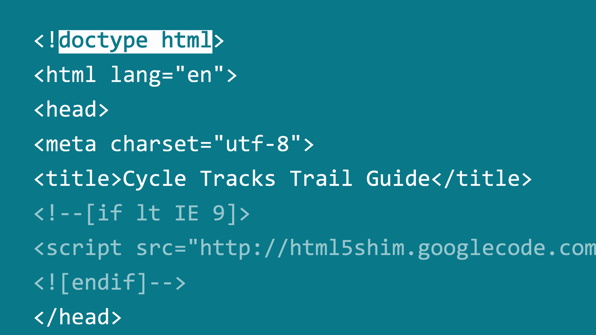 Html5: Structure, Syntax, And Semantics
