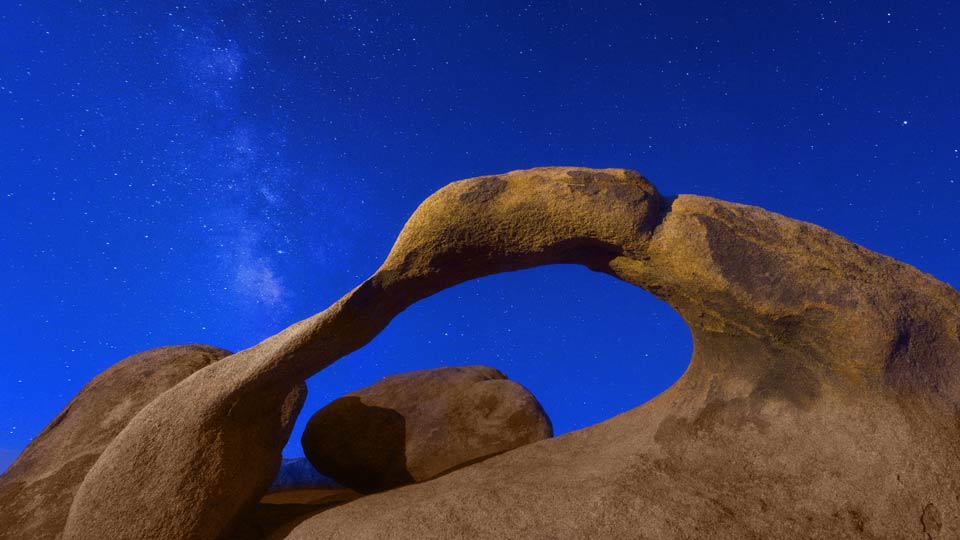 Welcome: Landscape Photography: California's Mobius Arch