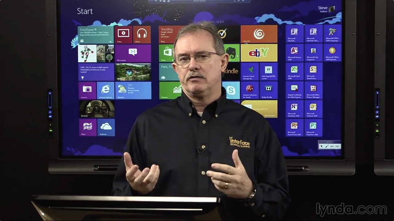 Welcome: Introduction to Windows 8 for IT
