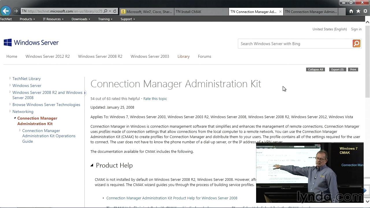 Welcome: Troubleshooting Windows 7
