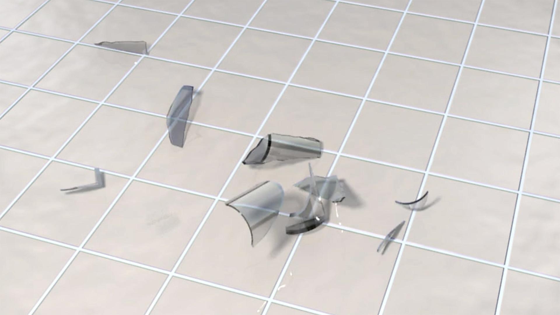 Maya: Dynamic Simulations with Bullet Physics