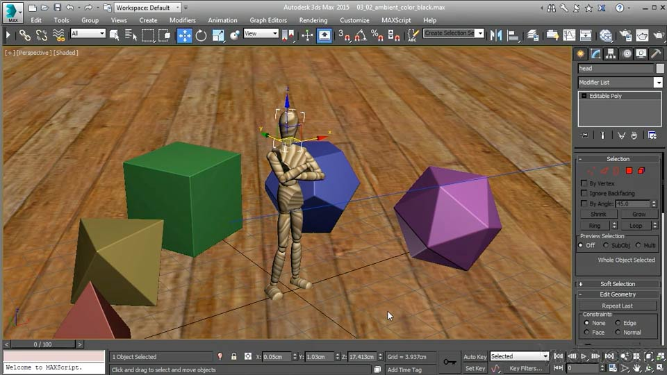 Welcome: 3ds Max and Maya Integration