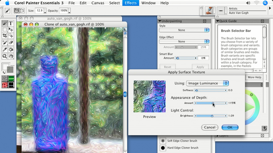 What's new in Corel Painter Essentials 3: Getting Started with Corel Painter Essentials 3