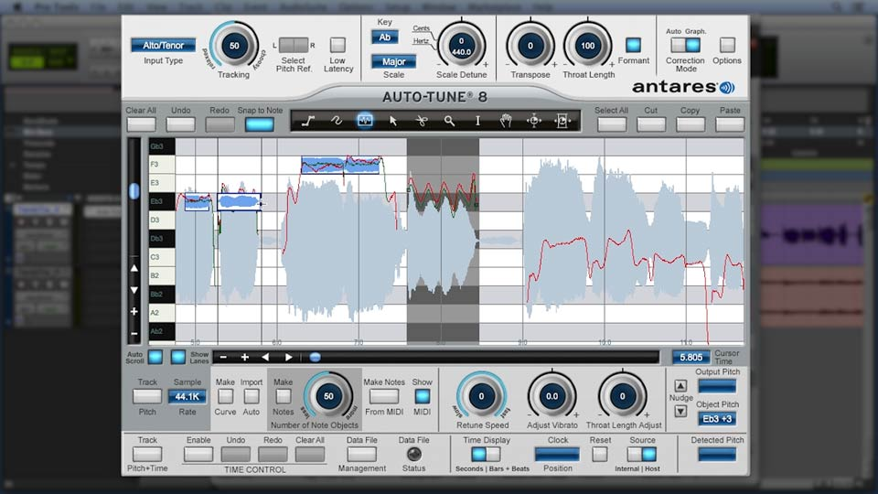 Welcome: Up and Running with Auto-Tune 8