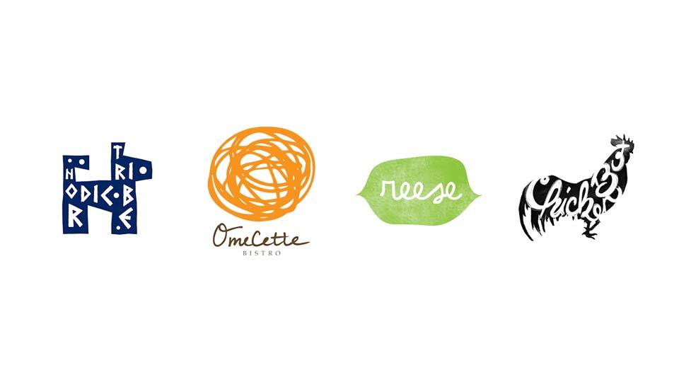 LogoLounge: Handmade Aesthetic in Logo Design