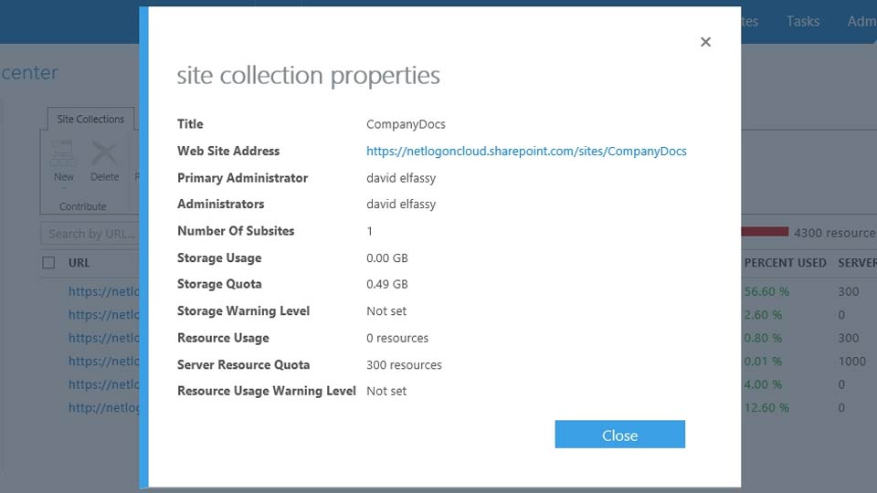 Welcome: Administration for Cloud-Based Office 365