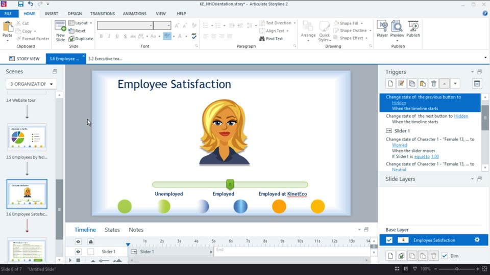 Welcome: Articulate Storyline 2 First Look