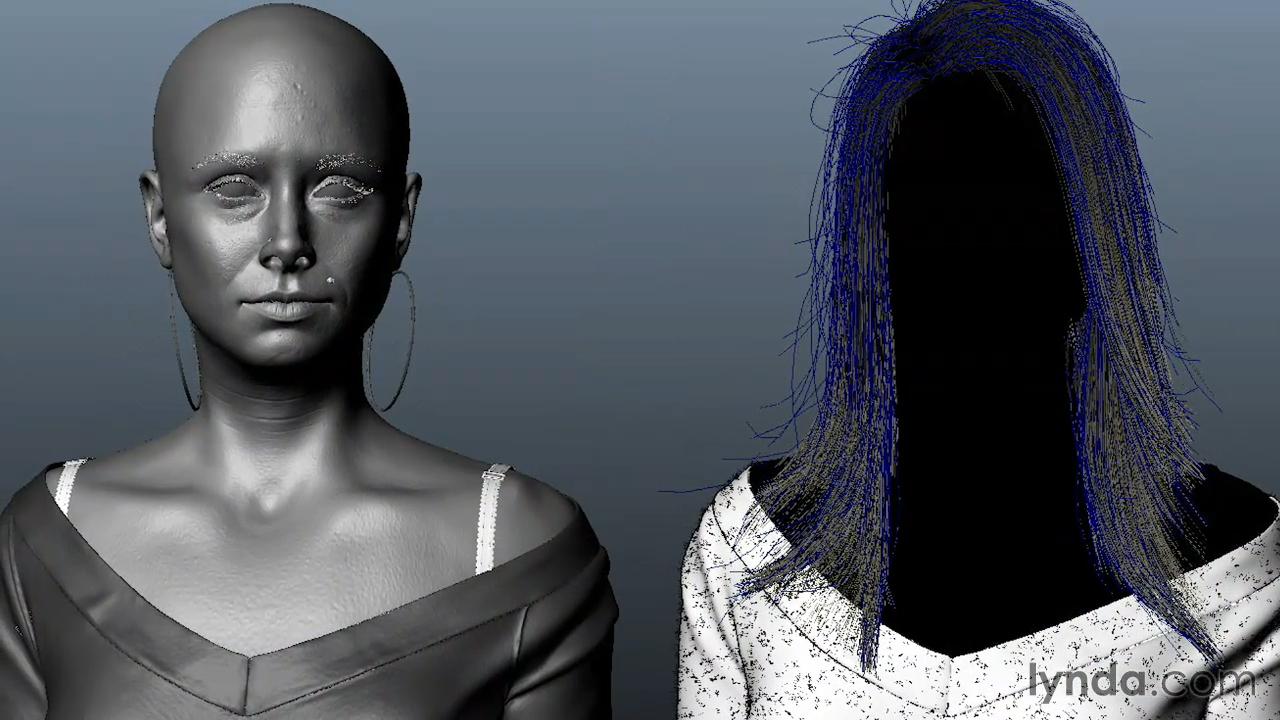 Dan Roartys Realistische 3d Portrats