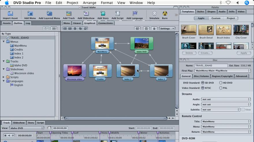 Welcome: DVD Studio Pro 4 + Compressor 2 New Features