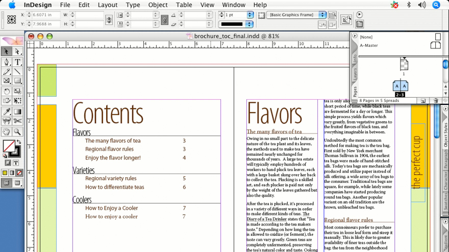 Welcome: InDesign CS2 Beyond the Basics