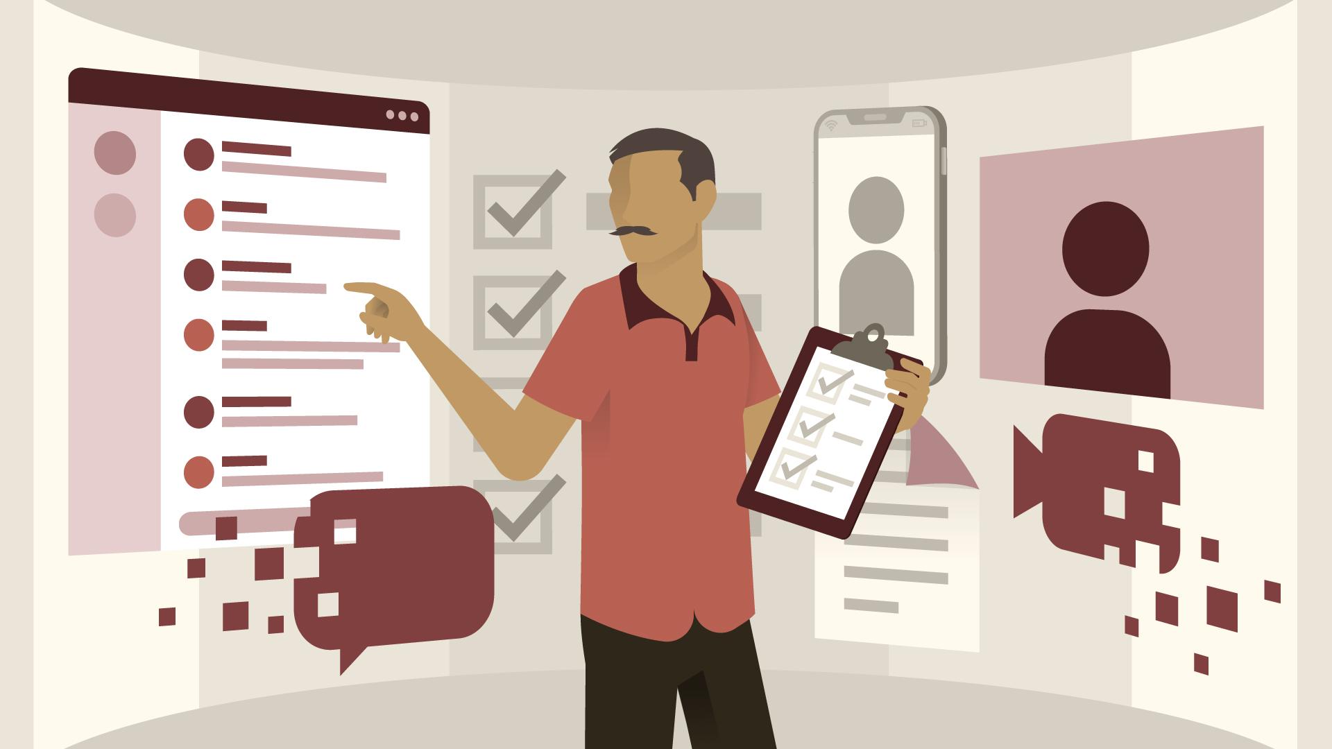 Como Liderar e Incentivar Equipes Virtuais para Estimular a Motivação no Trabalho