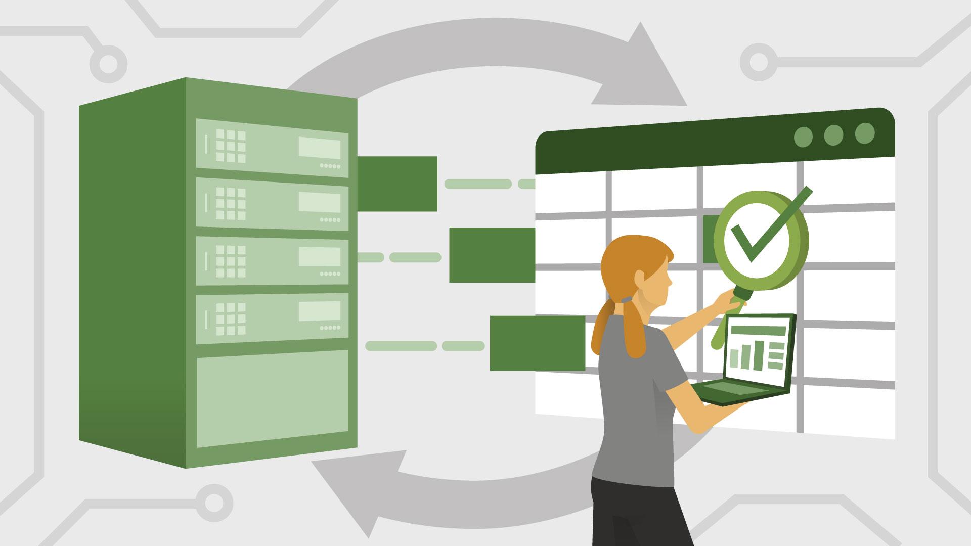 SQL Server no Excel: Uma Visão Aprofundada