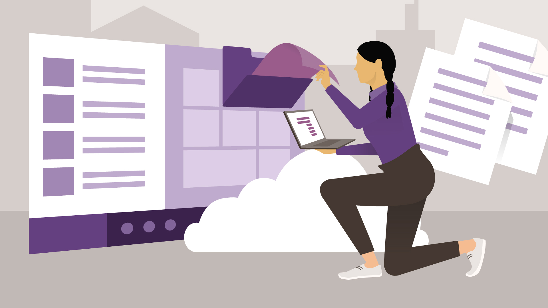 Descubra o OneDrive for Business