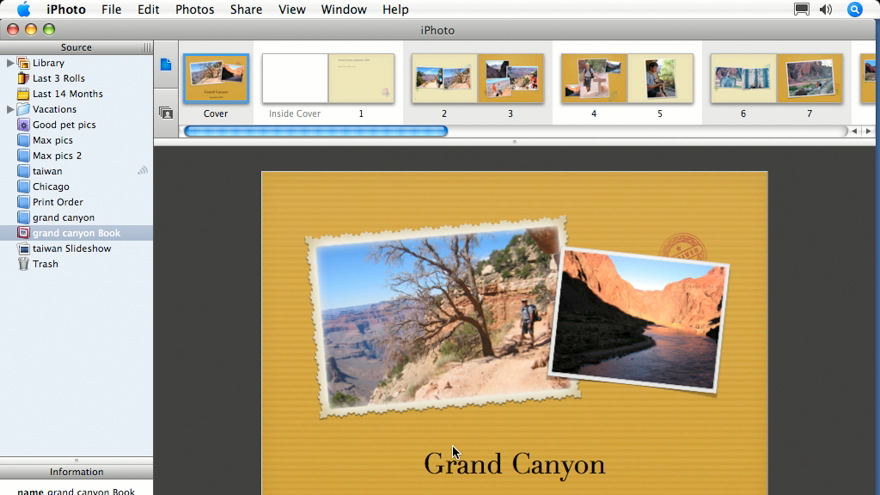 : iPhoto 6 Essential Training