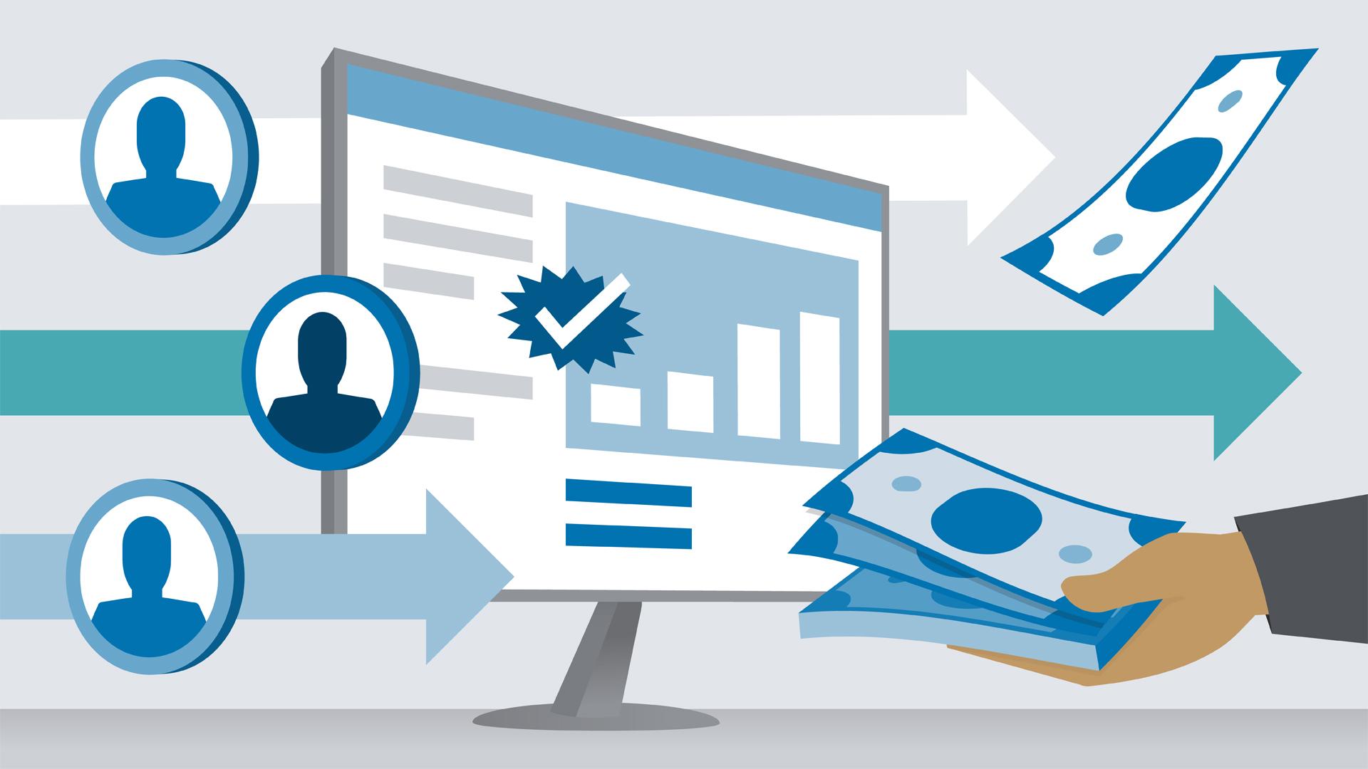 Tjäna pengar på din hemsida med Affiliate