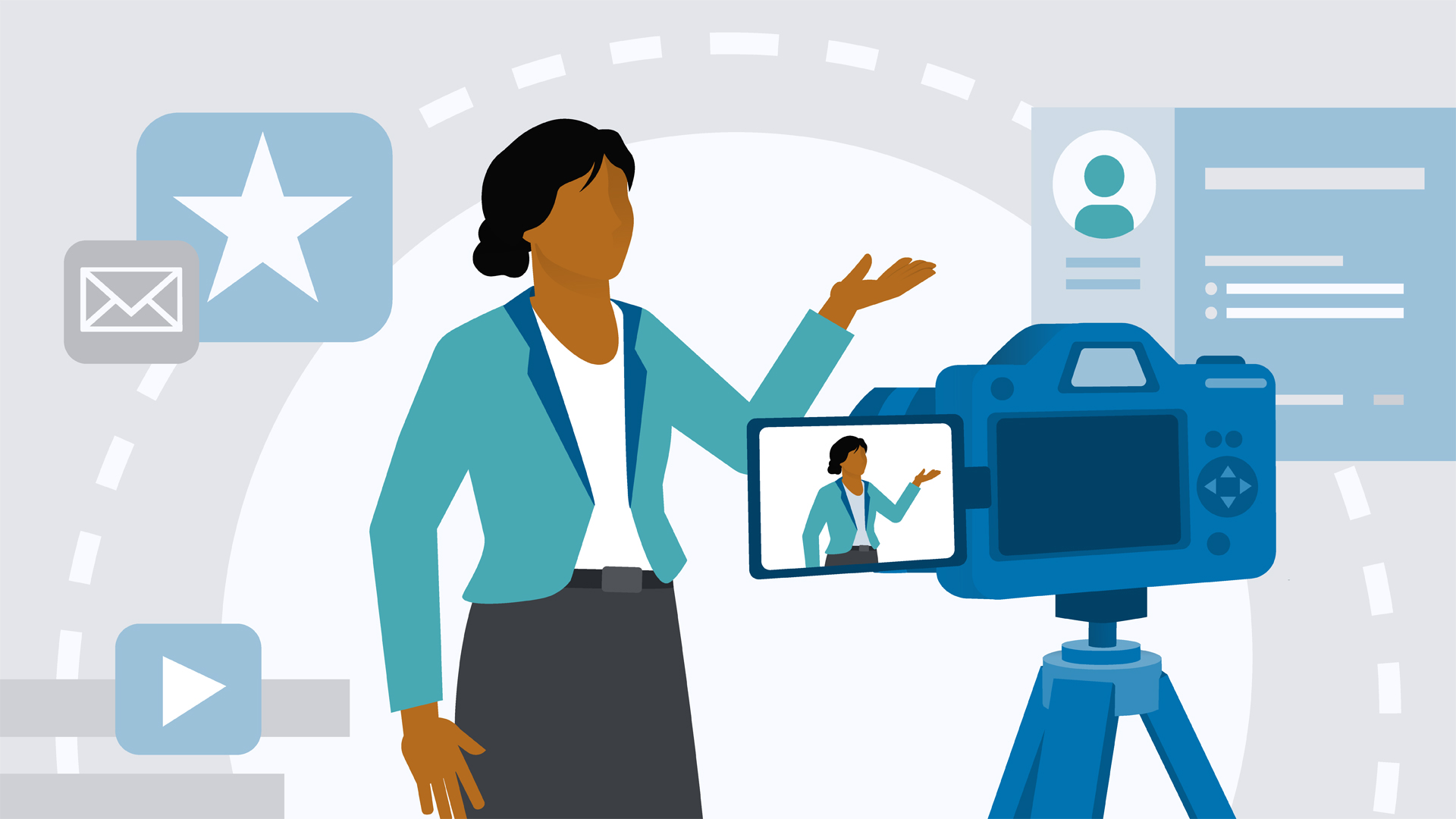 Creating A Compelling Video Resume
