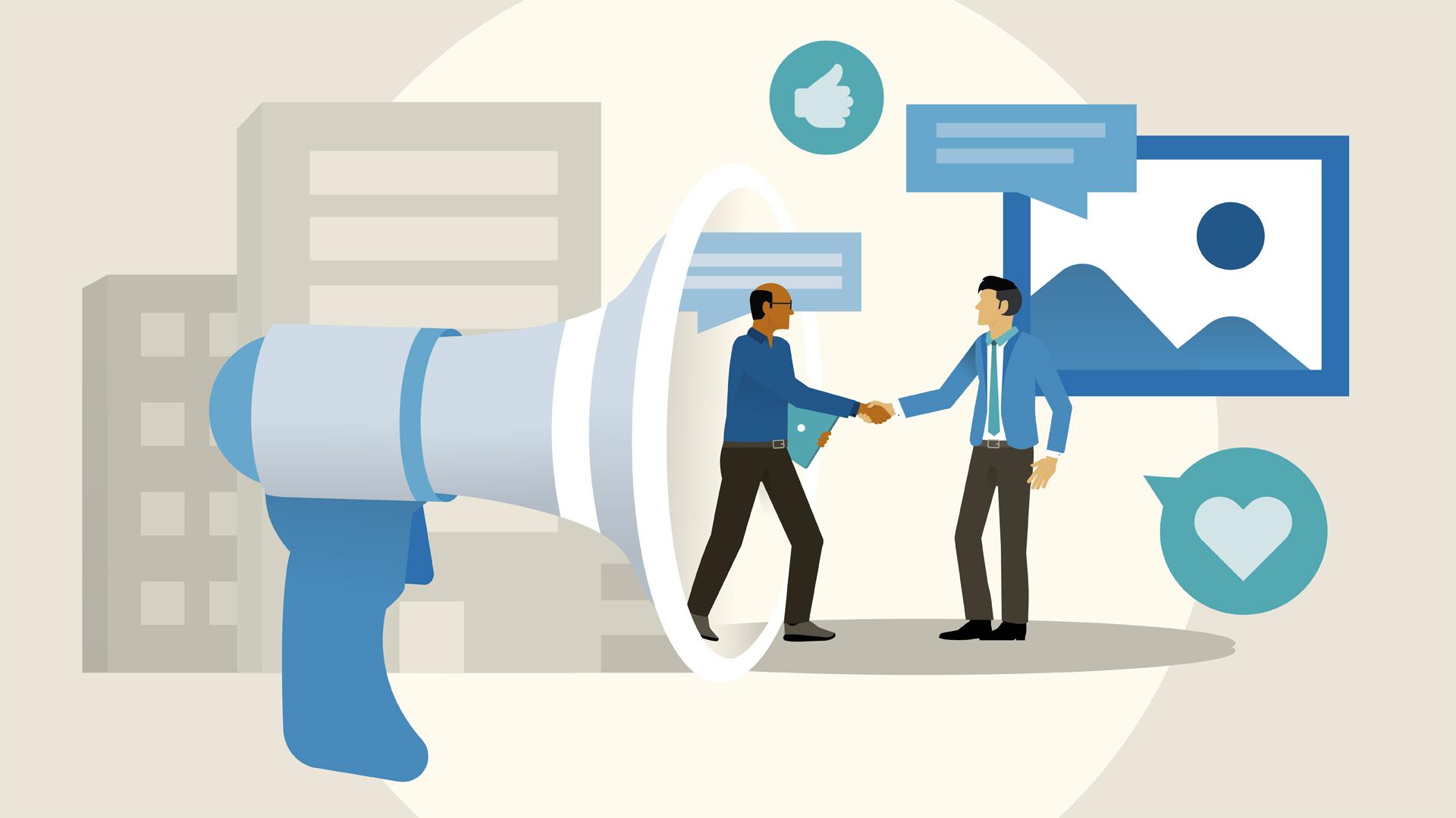 企業PRのためのFacebook 活用講座