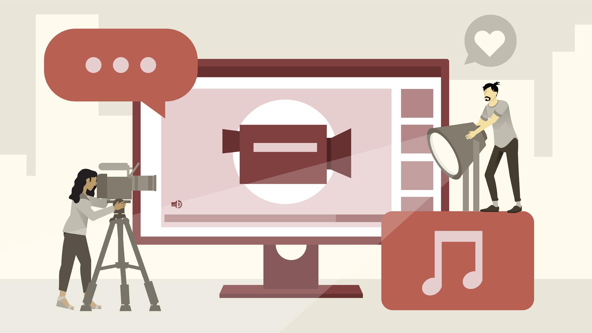 企業PRのためのYouTube 活用講座