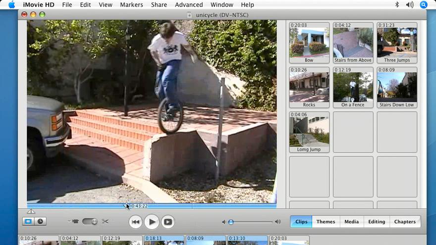 Welcome: iMovie HD 6 + iDVD 6 Essential Training