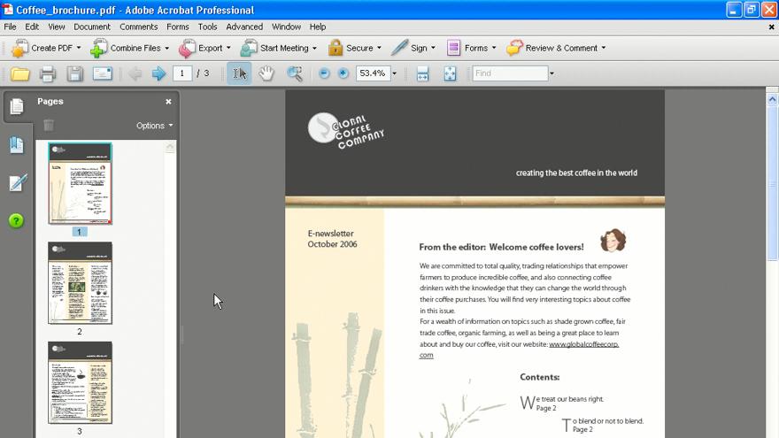 Adobe Acrobat Mac Trial Free Download