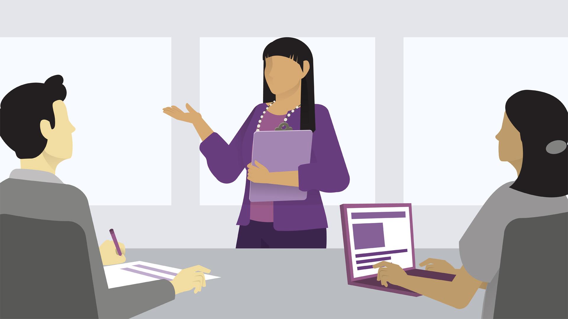 ビジネス英語の基礎:会議を行う