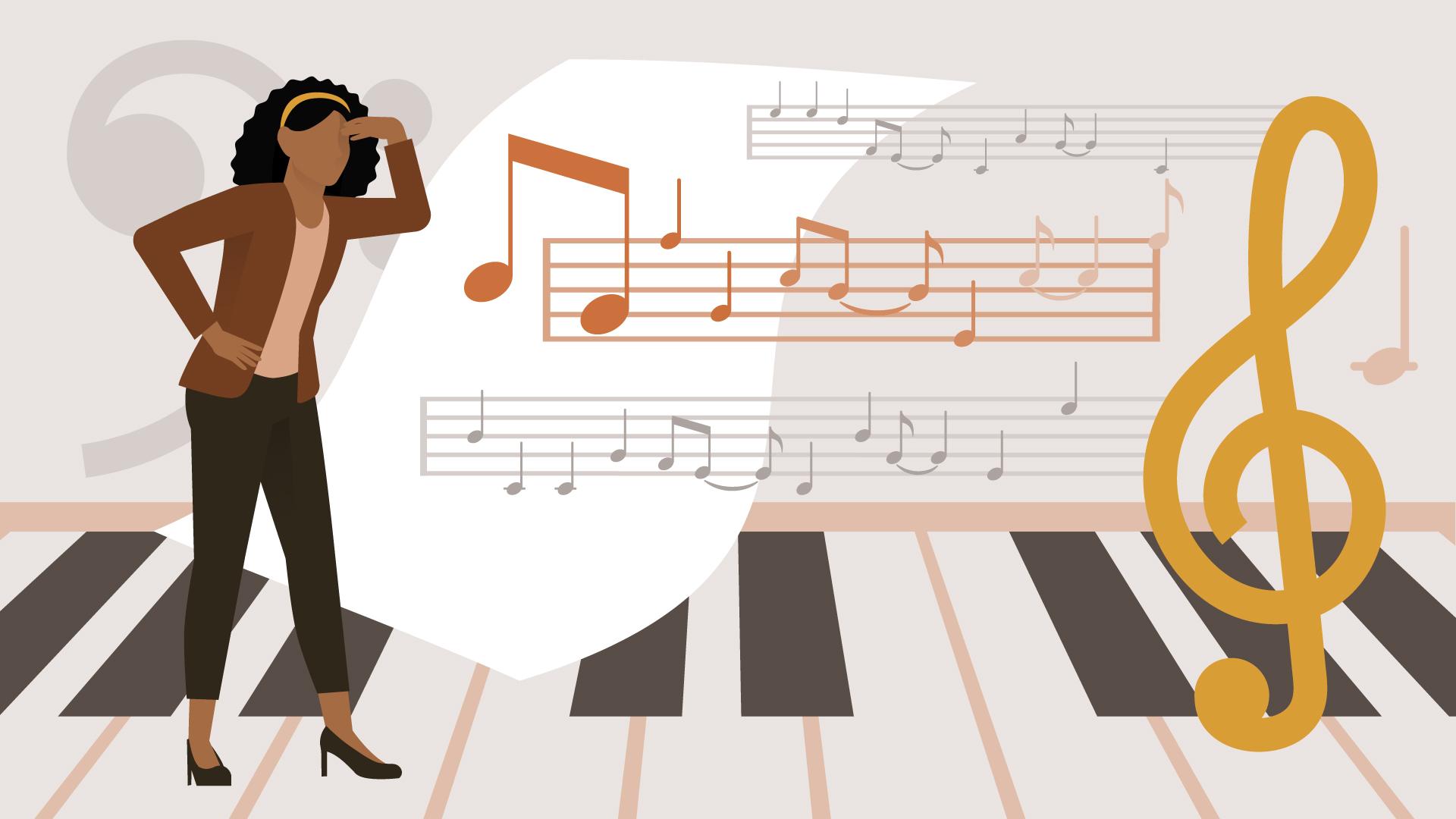 Piano facile : 2. Savoir lire les notes et le rythme