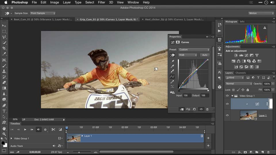 Welcome: Editing GoPro HERO Photos and Videos with Lightroom and Photoshop