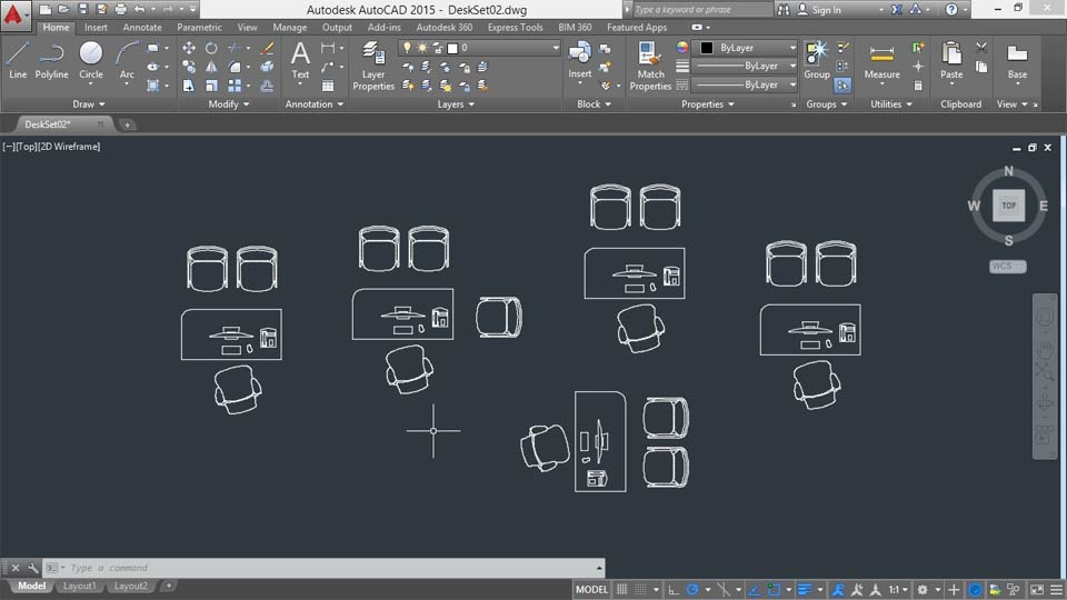 AutoCAD: Designing Dynamic Blocks