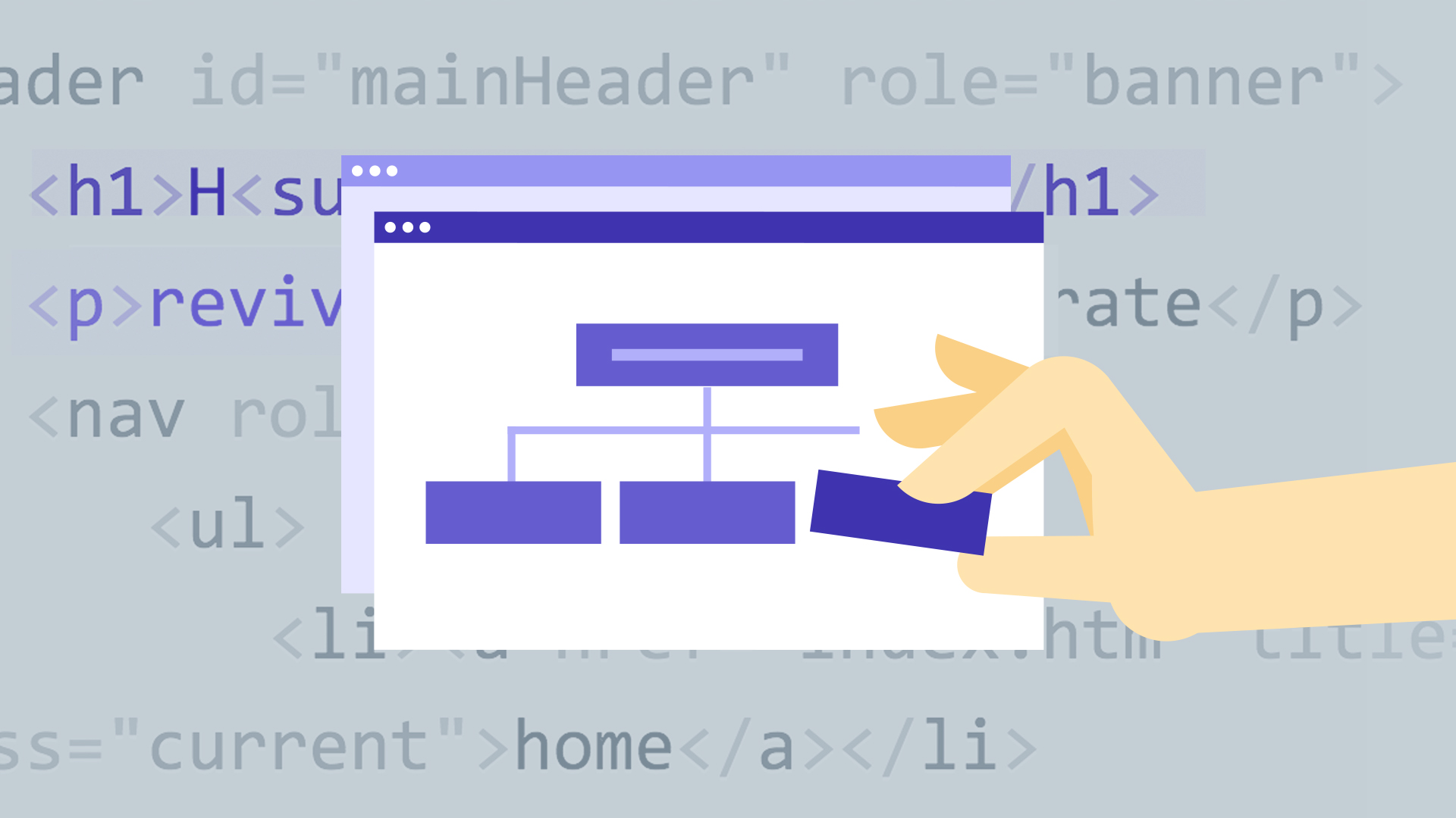 html structured data